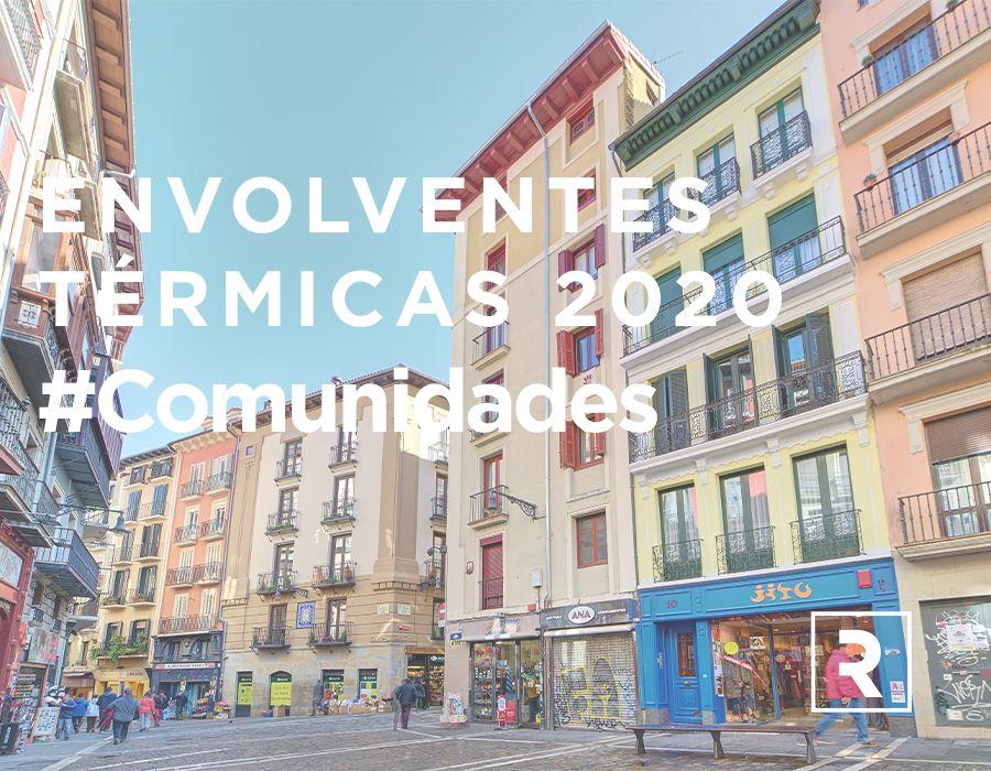 ENVOLVENTE TERMICA RIA CONSTRUCCION & INTERIORISMO